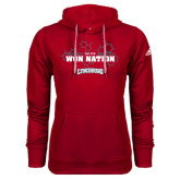 Adidas Climawarm Red Team Issue Hoodie-We Are Won Nation