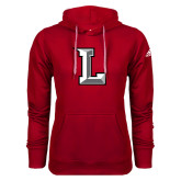 Adidas Climawarm Red Team Issue Hoodie-Stinger L