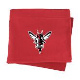 Red Sweatshirt Blanket-Hornet Bevel L