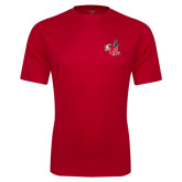 Syntrel Performance Red Tee-Hornet