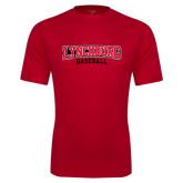Syntrel Performance Red Tee-Baseball