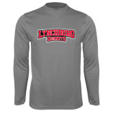 Syntrel Performance Steel Longsleeve Shirt-Lynchburg Hornets