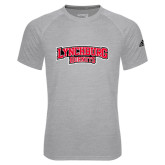 Adidas Climalite Sport Grey Ultimate Performance Tee-Lynchburg Hornets