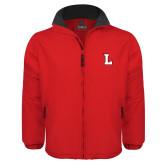 Red Survivor Jacket-L Mark