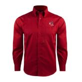 Red House Red Long Sleeve Shirt-Hornet