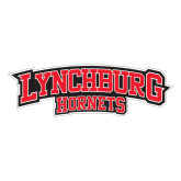 Large Magnet-Lynchburg Hornets, 12 inches wide
