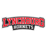 Extra Large Magnet-Lynchburg Hornets Wordmark, 18 in Wide