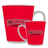 Full Color Latte Mug 12oz-Grandparent