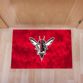 Full Color Indoor Floor Mat-Hornet Bevel L