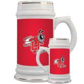 Full Color Decorative Ceramic Mug 22oz-Hornet