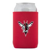 Neoprene Red Can Holder-Hornet Bevel L