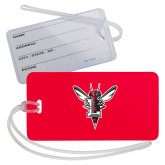 Luggage Tag-Hornet Bevel L