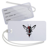 Luggage Tag-Hornet Bevel L