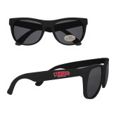 Black Sunglasses-Lynchburg Hornets