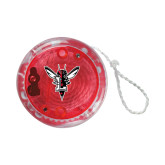 Light Up Red YoYo-Hornet Bevel L