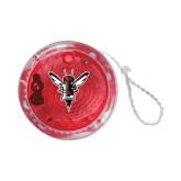 Light Up Red YoYo-Hornet Bevel L