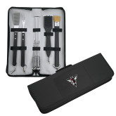 Grill Master Traditional BBQ Set-Hornet Bevel L