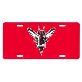 License Plate-Hornet Bevel L