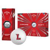 Callaway Chrome Soft Golf Balls 12/pkg-Stinger L
