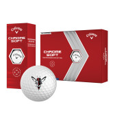 Callaway Chrome Soft Golf Balls 12/pkg-Hornet Bevel L