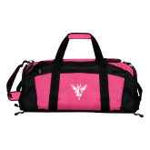Tropical Pink Gym Bag-Hornet Bevel L
