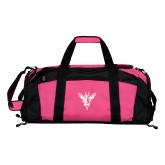 Tropical Pink Gym Bag-Hornet Bevel L