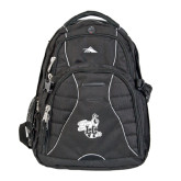 High Sierra Swerve Compu Backpack-Hornet