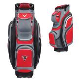 Callaway Org 14 Red Cart Bag-Hornet Bevel L