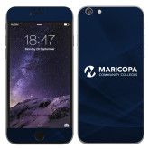 Maricopa Comm iPhone 6 Plus Skin-Primary Mark