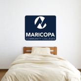 Maricopa Comm 3 ft x 3 ft Fan WallSkinz-Primary Mark Stacked