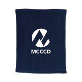 Maricopa Comm Navy Rally Towel-Acronym