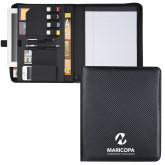 Maricopa Comm Carbon Fiber Tech Padfolio-Primary Mark Stacked