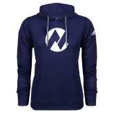 Maricopa Comm Adidas Climawarm Navy Team Issue Hoodie-Icon