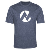 Maricopa Comm Performance Navy Heather Contender Tee-Icon