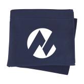 Maricopa Comm Navy Sweatshirt Blanket-Icon