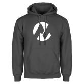 Maricopa Comm Charcoal Fleece Hoodie-Icon
