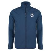 Maricopa Comm Navy Softshell Jacket-Icon