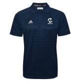 Maricopa Comm Adidas Climalite Navy Jacquard Select Polo-Acronym