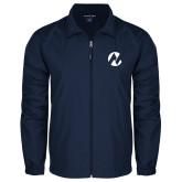 Maricopa Comm Full Zip Navy Wind Jacket-Icon