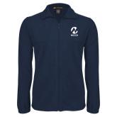 Maricopa Comm Fleece Full Zip Navy Jacket-Acronym