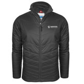 Maricopa Comm Columbia Mighty LITE Charcoal Jacket-Primary Mark