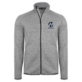 Maricopa Comm Grey Heather Fleece Jacket-Acronym
