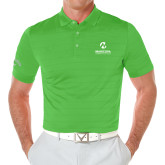 Maricopa Comm Callaway Opti Vent Vibrant Green Polo-Primary Mark Stacked