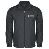 Maricopa Comm Full Zip Charcoal Wind Jacket-Primary Mark