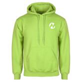 Maricopa Comm Lime Green Fleece Hoodie-Icon