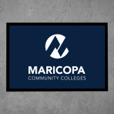 Maricopa Comm Full Color Indoor Floor Mat-Primary Mark Stacked