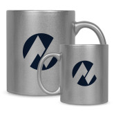Maricopa Comm Full Color Silver Metallic Mug 11oz-Icon