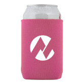 Maricopa Comm Collapsible Hot Pink Can Holder-Icon