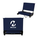 Maricopa Comm Stadium Chair Navy-Acronym