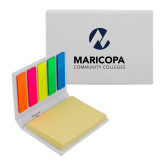 Maricopa Comm Micro Sticky Book-Primary Mark Stacked
